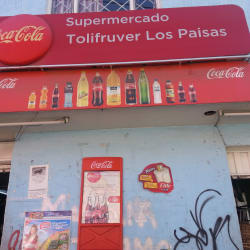 Supermercado Tolifruver los Paisas  en Bogotá