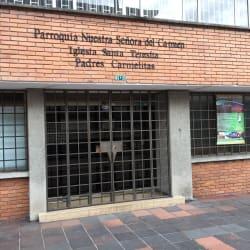 Parroquia Nuestra Señora del Carmen  en Bogotá