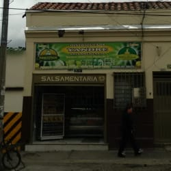 Distriquesos Yandre en Bogotá
