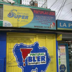 Pintuplax León  en Bogotá