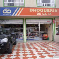 Drogas de la 35 en Bogotá