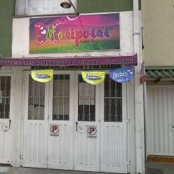 Miscelánea y Papelería Mariposas en Bogotá