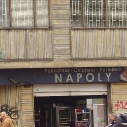 Panadería Napoly en Bogotá