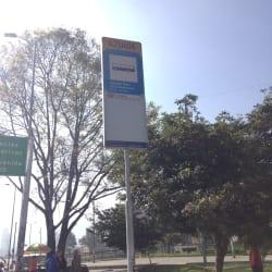 Estación Plaza de la Democracia en Bogotá