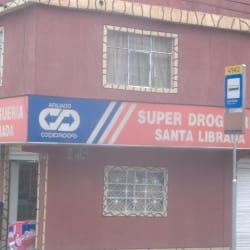 Super Drogueria Santa Librada en Bogotá