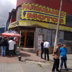 Parqueadero de Motos  en Bogotá