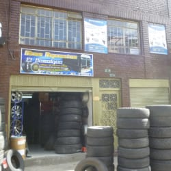 Rines Y Repuestos El Remolque 2 en Bogotá