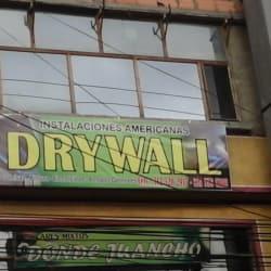 Instalaciones Americanas Driwall en Bogotá