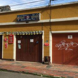 Donde Doña Ceci Cafetería Bar en Bogotá