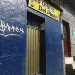 La Oficina del Pinza  en Bogotá