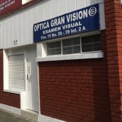 Óptica Gran Vision en Bogotá
