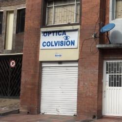 Óptica Colvision en Bogotá