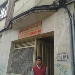 Restaurante Paquin en Bogotá