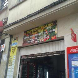 Supermercado Juan Pablo en Bogotá