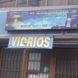 Ferreteria Cerrajeria & Vidrieria Nolin Es Colombia en Bogotá