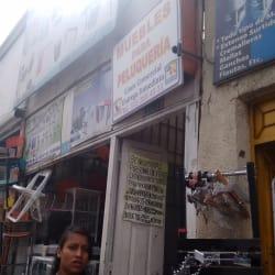 Bodega Muebles Peluquería Pardosol en Bogotá