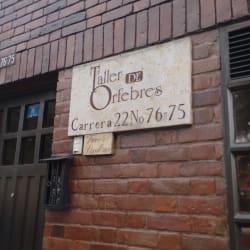 Plateria Taller de Orfebreres en Bogotá