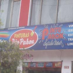 Pinturas Tito Pabón Carrera 80 con 45A en Bogotá