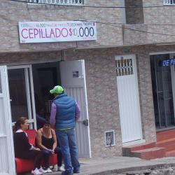 Peluquería Calle 41B con 13B en Bogotá