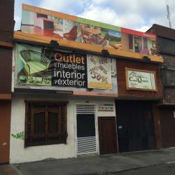 Muebles Casa Quinta en Bogotá