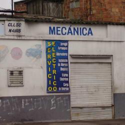 Mecánica S&W en Bogotá
