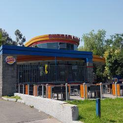 Burger King - Vitacura en Santiago