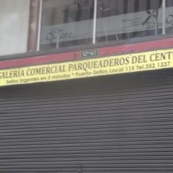 Galeria Comercial Parqueadero del centro  en Bogotá