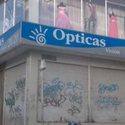 Ópticas Visión 20/20 Transversal 78L con 68C en Bogotá