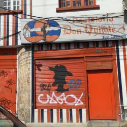 Pastelería Don Quijote en Bogotá