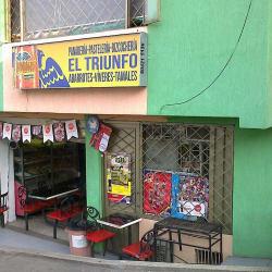 Panaderia El Triunfo en Bogotá