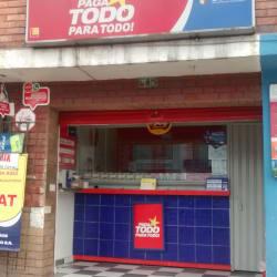 Paga Todo Calle 129 con 45A en Bogotá