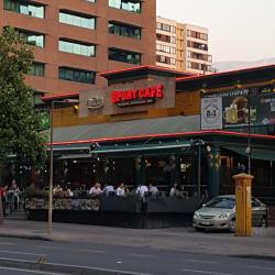 Sport Café en Santiago