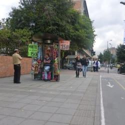 Minutos  Carrera 13 en Bogotá
