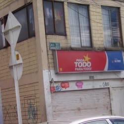 Paga Todo Calle 141 con 102C en Bogotá