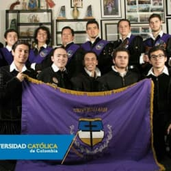 Tuna Universitaria Universidad Catolica de Colombia en Bogotá