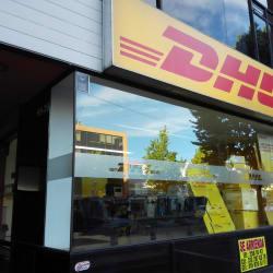 DHL Counter Chicó en Bogotá