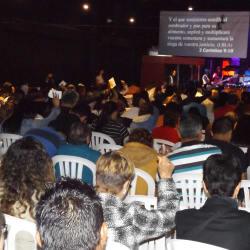 Vino Nuevo en Bogotá