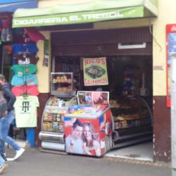 Cigarreria el Trebol en Bogotá