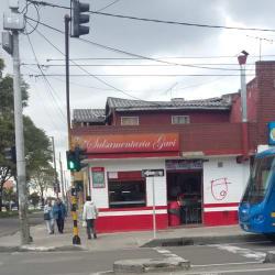 Salsamentaria Gavi en Bogotá