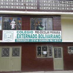 Colegio Externado Bolivariano en Bogotá
