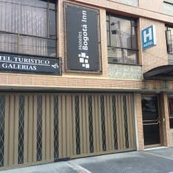 Suites Galerías Inn en Bogotá