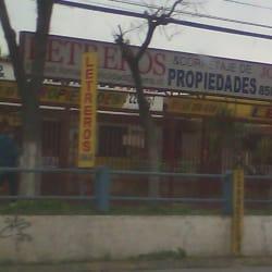 Jomar Letreros en Santiago