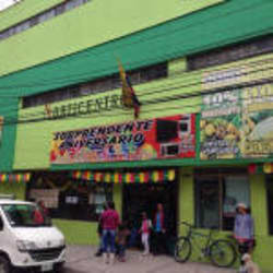 Supermercado Comunal de Colombia en Bogotá