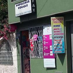 Papelería Voguls en Bogotá