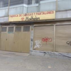 Confecciones Monthelier Ltda en Bogotá