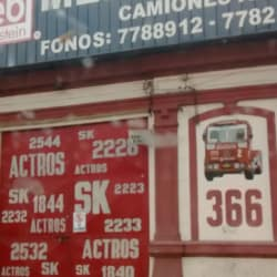 Rene Smok Landeros - Repuestos para camiones en Santiago
