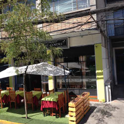 Restaurant Mar de Copas en Santiago