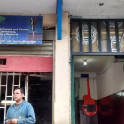 Oxicortes JL en Bogotá