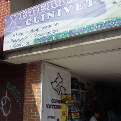 Clinivet en Bogotá