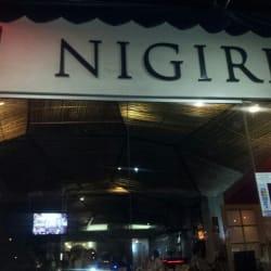 Nigiri Sushi Bar en Santiago